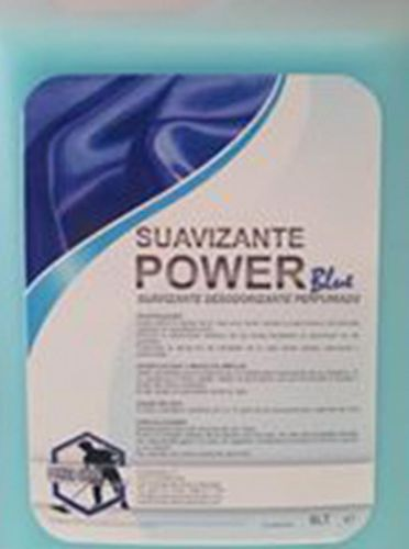 SUAVIZANTE POWER BLUE (5L)